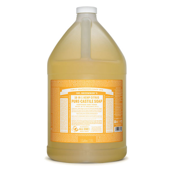 Jabon Liquido Mx 3 8l Citruss